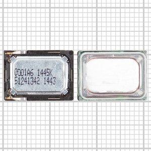Buzzer for HTC A3333 Wildfire, G8 ; Nokia 2680s, 2690, 2720f, 300 Asha, 303 Asha, 3110c, 3500, 3600s, 3610s, 3710f, 3711f, 3720c, 500, 5130, 5200, 5228, 5230, 5300, 5320, 5500, 5610, 5700, 5730, 5800, 6085, 610 Lumia, 6120c, 6125, 6131, 6151, 6233, 6234, 6290, 6300, 6303, 6303i, 6500c, 6500s, 6700c, 6760s, 7070, 7610s, 808, 8600, 8800 Arte, 900 Lumia, C2-05, C3-00, C5-03, C5-06, C6-00, C6-01, E50, E5-00, E51, E52, E55, E63, E71, E72, E75, N73, N8-00, N81, N91, N95 2Gb, N95 8Gb, N96, X2-00, X2-01, X3-00; Sony Ericsson LT15i, LT18i, MT15i Xperia Neo, ST18i, U5, W595, WT19, X10, X8; Fly Hummer HT, M130; Lenovo A516, P70; Sony C6902 L39h Xperia Z1, LT22i Xperia P, LT26i Xperia S, LT26ii Xperia SL, LT26W Xperia acro S, MT27i Xperia Sola Cell Phones