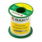 Solder BAKU BK-10005, (Sn 97% , Ag 0,3%, Cu 0,7%, flux 2%, 0,5 mm, 100 g)