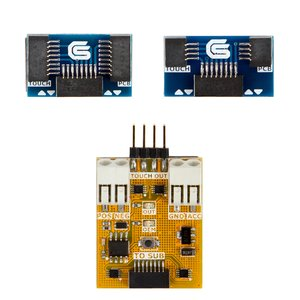 Universal OEM Resistive Touch Screen Switch Board (RTC)