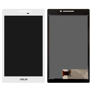 LCD for Asus ZenPad 7.0 Z370C Tablet, (white, with touchscreen) #TV070WXM-TU1