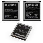 Battery EB-BG360CBC for Samsung G360H/DS Galaxy Core Prime, G361H Galaxy Core Prime VE, J200F Galaxy J2 Cell Phones, (Li-ion, 3.85 V, 2000 mAh)