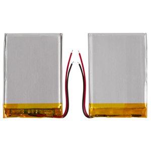 Battery, (60 mm, 45 mm, 3.3 mm, Li-ion, 3.7 V, 800 mAh, 1000 mAh)