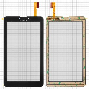 Touchscreen for Nomi C07001, C07002 HD Lyra, C07003 Tablets, (7
