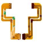 Cable flex puede usarse con Sony DCR-SR45, DCR-SR65, DCR-SR85, para pantalla