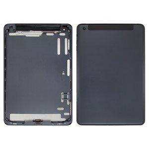 Tapa trasera para tablet PC Apple iPad Mini, negra, versión 3G