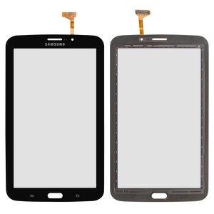 Cristal táctil para tablet PC Samsung P3200 Galaxy Tab3, P3210 Galaxy Tab 3, T210, T2100 Galaxy Tab 3, T2110 Galaxy Tab 3, azul, (versión 3G)