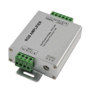 Усилитель RGB сигнала HTL-008 (5050, 3528, 12 A)