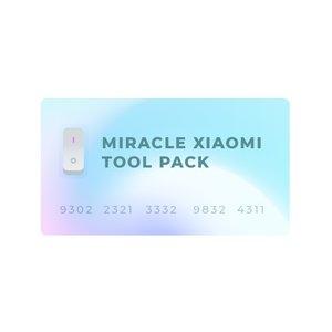 Miracle Xiaomi Tool Pack (только для обладателей донглов Miracle)