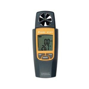 Термометр и крыльчатый анемометр 2-в-1 Pro'sKit MT-4015