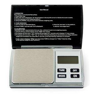 Кишенькові електронні ваги  YF-W5 100 г/0,01 г