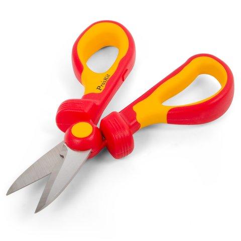 Ножиці діелектричні Pro'sKit SR-V336