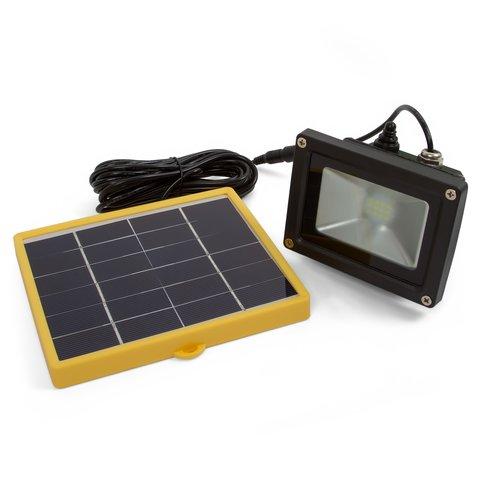 Вуличний LED прожектор SL-3W (з сонячною панеллю, 400 лм, 3,7 В, 2200 мАг)