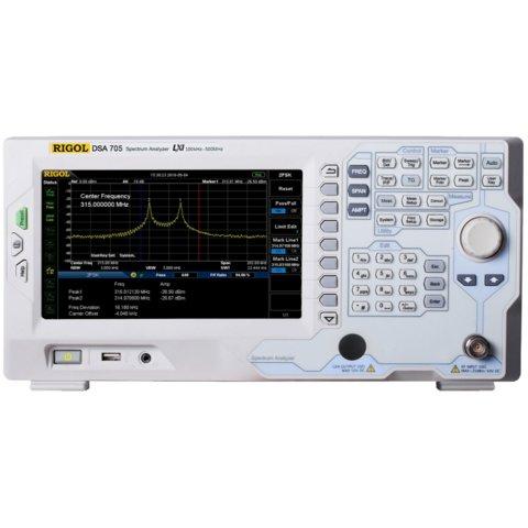 Аналізатор спектру RIGOL DSA705
