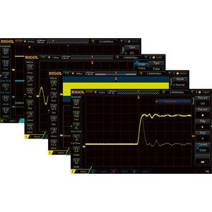 Програмне розширення RIGOL MSO5000-AUDIO (I2S) для декодування I2S