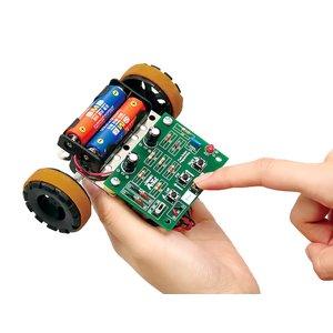 Конструктор Artec Кнопочный программированный робот