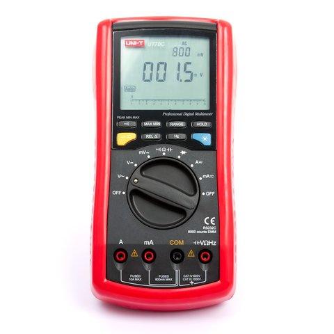 Digital Multimeter UNI T UT70C