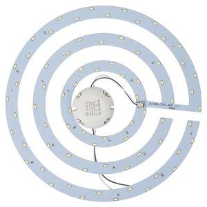 Juego de piezas para armar lámpara LED de 36 W 315 mm – luz blanca natural 4000-4500 K