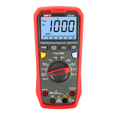 Digital Multimeter UNI T UT61B+